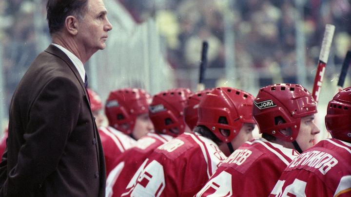 Красную машину признали лучшей хоккейной командой в истории