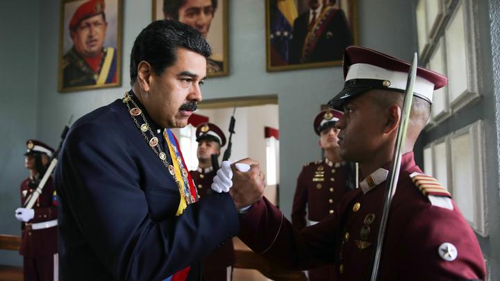 Мадуро заставит мир уважать Венесуэлу с помощью военных учений