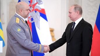 Главком ВКС России Суровикин может вернуться в Сирию - СМИ
