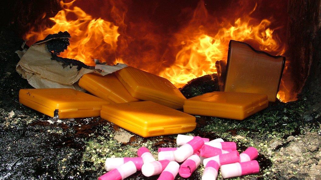 ВМВД назвали украинцев главными распространителями синтетических наркотиков в РФ
