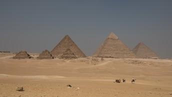 Игра света и тени: Ученый разгадал тайну строителей пирамид