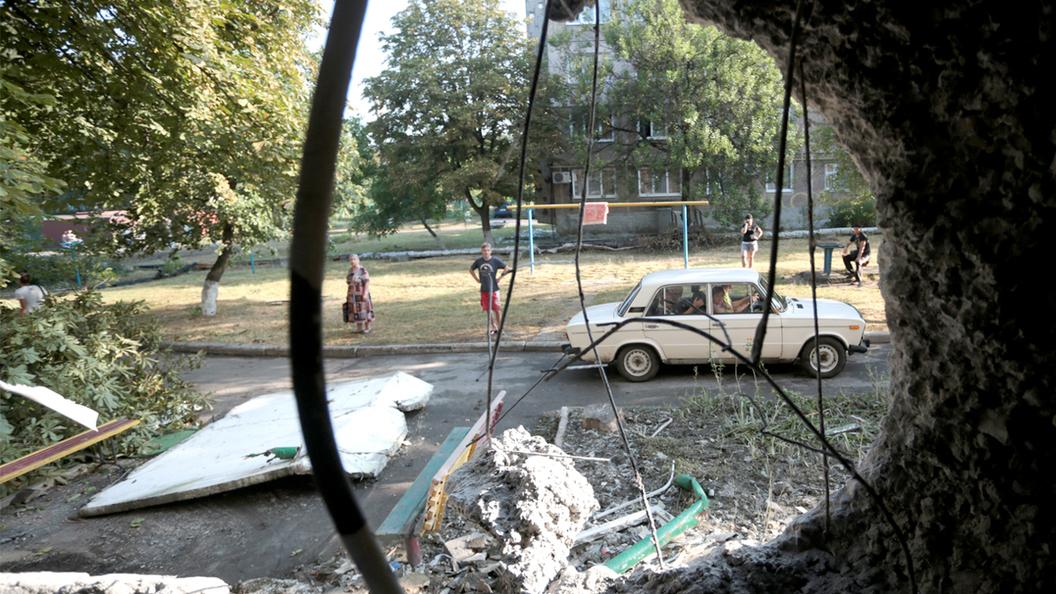 Обстрел Донбасса: Киевская амнезия или курс на геноцид?