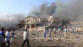 Авиаудар США уничтожил террористов аш-Шабаб в Сомали
