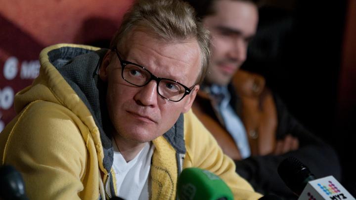 Алексея Серебрякова послали к врачу после слов о российском хамстве