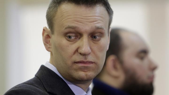 Навальный поплакался о задержании на выходе из стоматологии вслед за Волковым