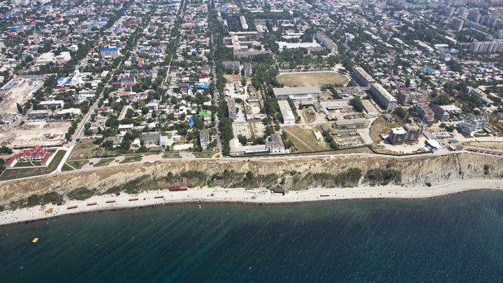 Город-курорт с военным значением: В Анапе построят технополис Минобороны России