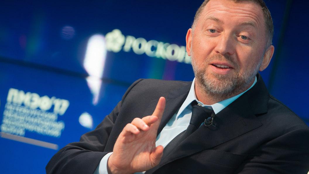 Олег Дерипаска покинул пост президента энергетической компании «Еn+» и«Русала»