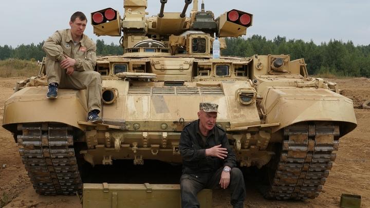 National Interest: Российский Терминатор является мощнейшей боевой машиной в мире