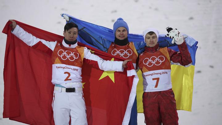 Первый олимпийский чемпион Украины продолжает оправдываться за объятия с русским спортсменом