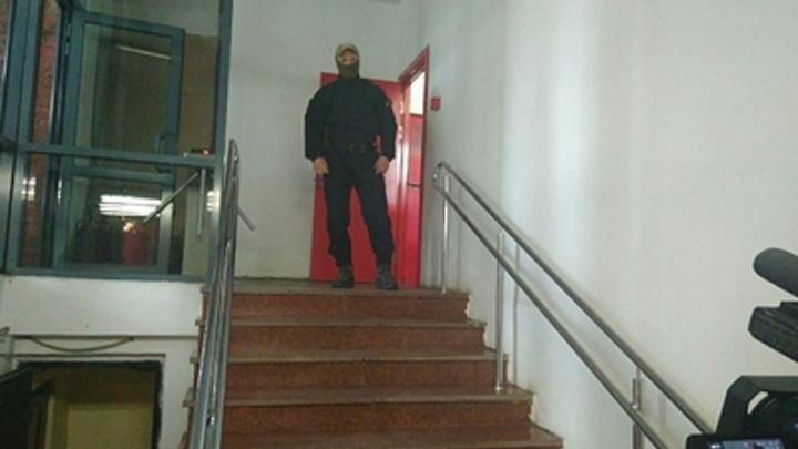 Ищите, Шура, ищите: В кабинетах красноярских полицейских идут обыски