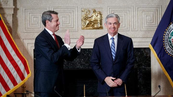 ФРС уверена, что экономика США на подъеме