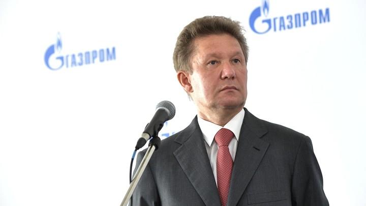 Миллер: Европа будет еще больше зависеть от русского газа