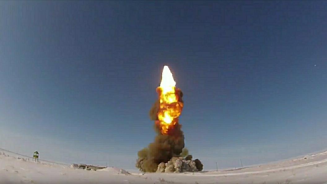Смерть с небес: Боевой комплекс Авангард запущен в серийное производство