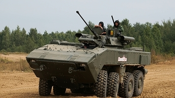 Бумеранг запущен: В России разрабатывают танк на колесной платформе