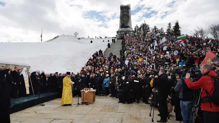 Шипка — не ошибка: Урок истории от Патриарха Кирилла