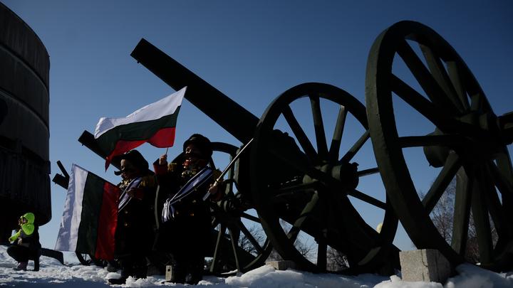 В Болгарии открыт памятник русскому герою