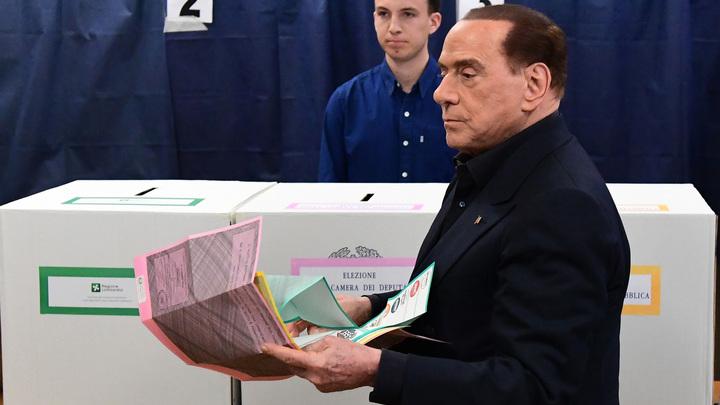 Италия выбрала себе новые партии