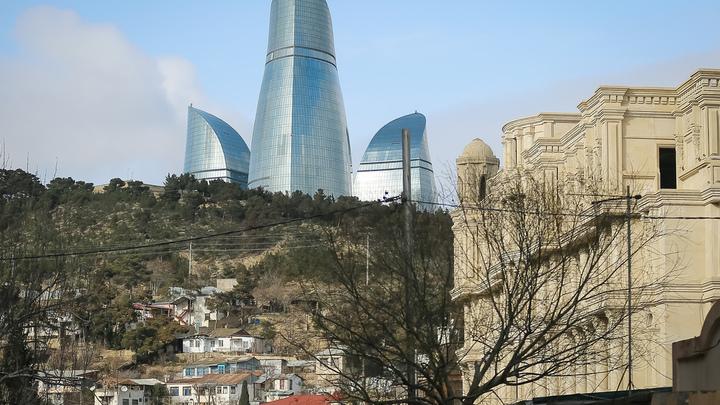 Власти Азербайджана: Наркоцентр в Баку мог поджечь один из пациентов