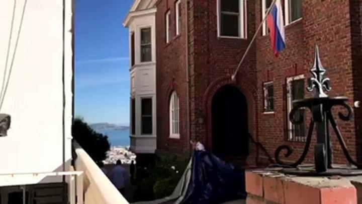 Российское посольство в США обезопасило себя от чикагских инцидентов на время выборов президента России