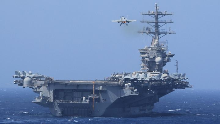 Корабли ВМС США осваивают Средиземноморье из-за любви к России