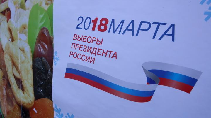 Стали известны российские регионы с самой маленькой и самой большой явкой на выборах президента