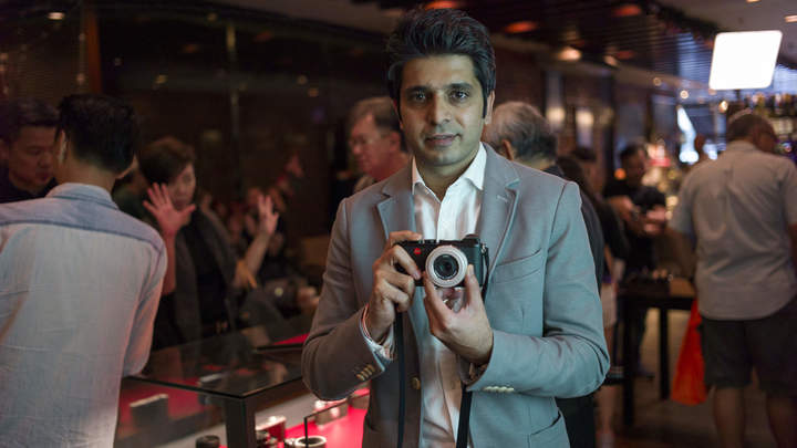 Leica за 3 млн долларов: Одну из первых фотокамер продали на аукционе в Вене