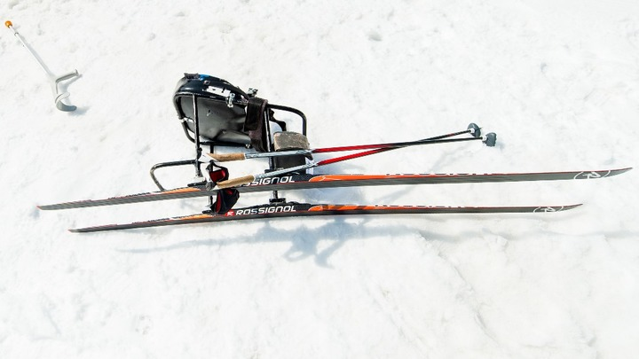 У русских паралимпийцев отобрали лыжные палки в Пхенчхане