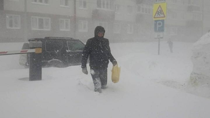 Погоде в Москве показали желтую карточку за снег и сильный ветер