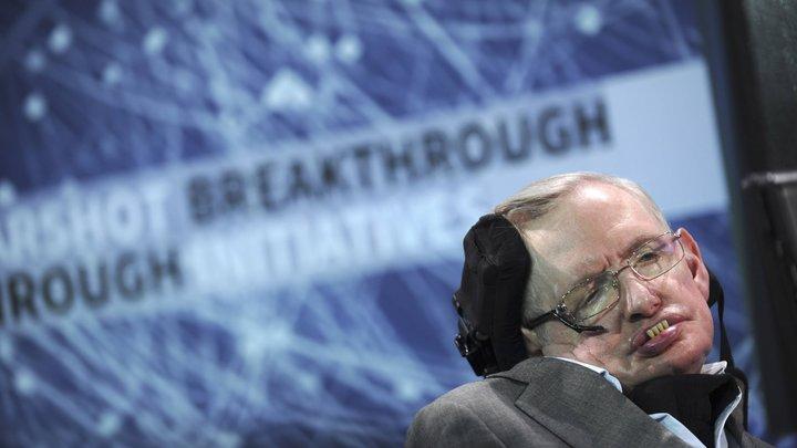 Таких физиков больше не будет: Умер Стивен Хокинг