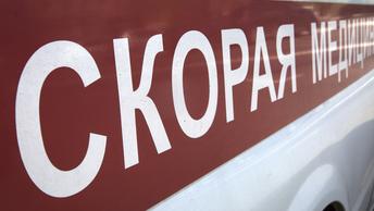 В Челябинске взорвался автомобиль с пассажирами - видео