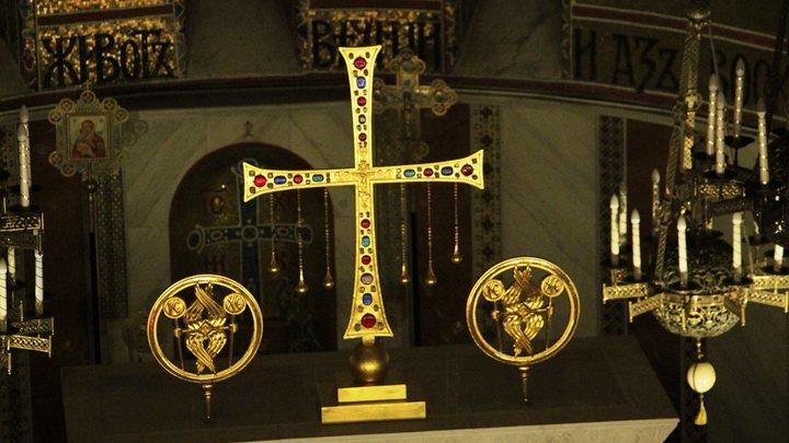 Самый долгий крестный ход: Православные христиане пройдут пол-России
