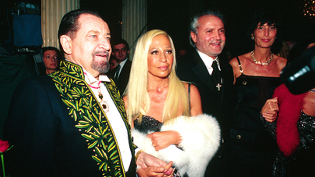 Гламурный протест: Versace оставил модниц без натурального меха