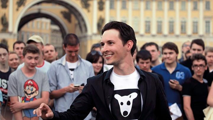 Дуров запретил крымчанам инвестировать в Telegram