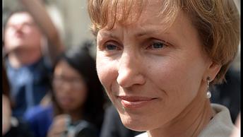 Вдова Литвиненко припомнила Мэй мягкость в деле убийства подполковника ФСБ