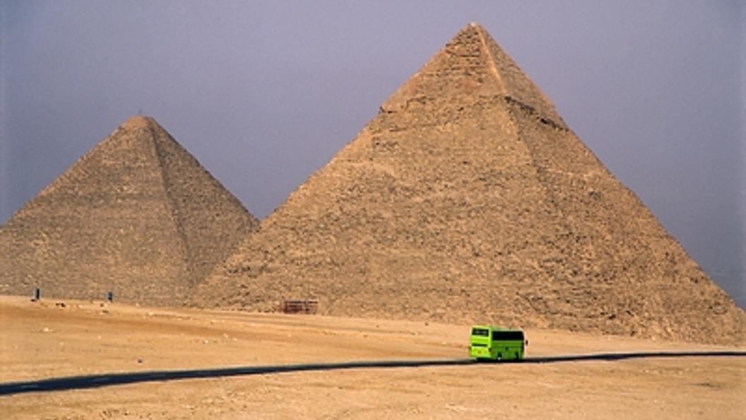 В РФ начали торговать туры накурорты Египта из столицы
