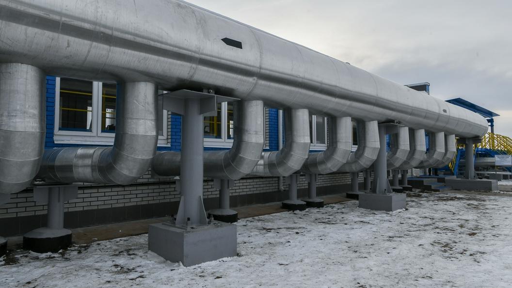Украина дала согласие нарасторжение договора с«Газпромом»— Лед тронулся