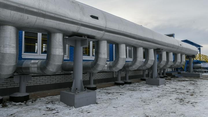 Большой праздник: Газпром поднял давление в ГТС Украины до минимального уровня