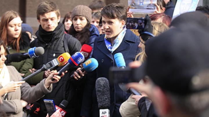 По следам Тимошенко: Савченко собралась сменить Порошенко на президентском посту Украины
