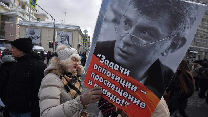 Семья Немцова отказалась поддержать предвыборный пиар Собчак на его памяти