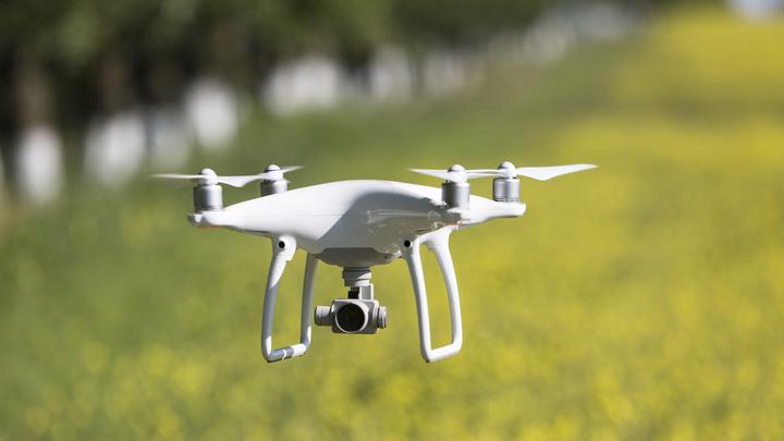 В Москве тестируют дроны-курьеры для доставки