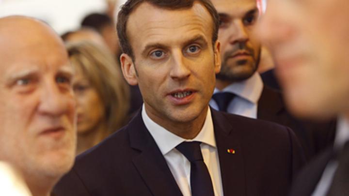 Vive le français: Макрон предложил сделать французский мировым языком