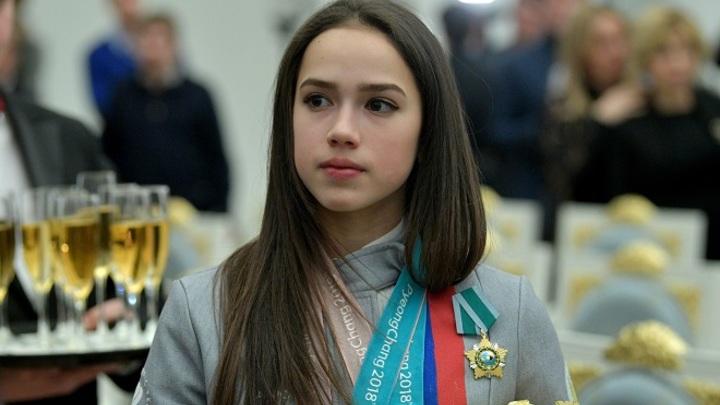 Фигуристка Загитова не выиграла короткую программу на ЧМ