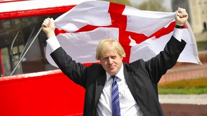 Глава МИД Великобритании Борис Джонсон пустился в откровенные оскорбления президента России Владимира Путина