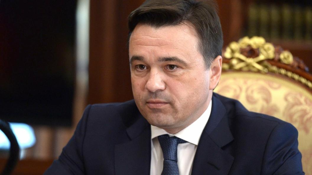 Девочка показала губернатору Подмосковья неприличный жест намитинге против «Ядрово»