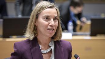 Могерини от имени Евросоюза словесно поддержала Британию по делу Скрипаля