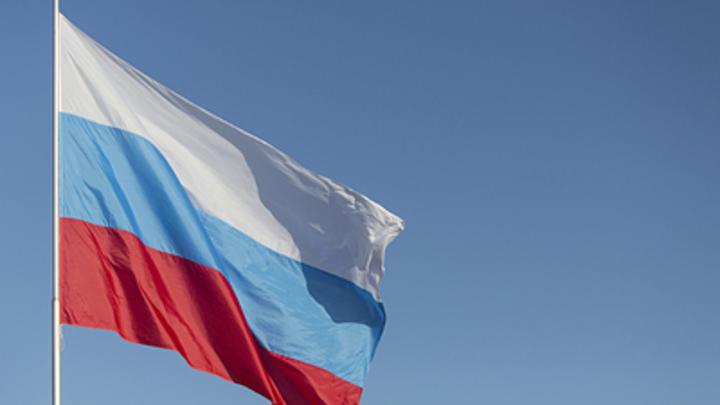 Отправленную под снос башню в Екатеринбурге спасает российский триколор