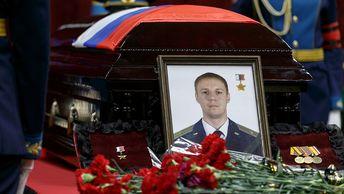 В Приморье штурмовик Су-25 назвали в честь Героя России - летчика Филипова
