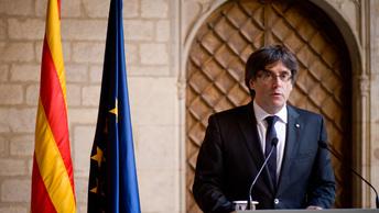 Экс-главу Каталонии Пучдемона задержали на границе Германии