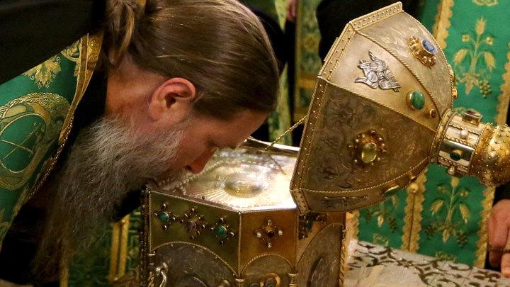 Мощи св. Силуана Афонского: Расписание доступа к святыне
