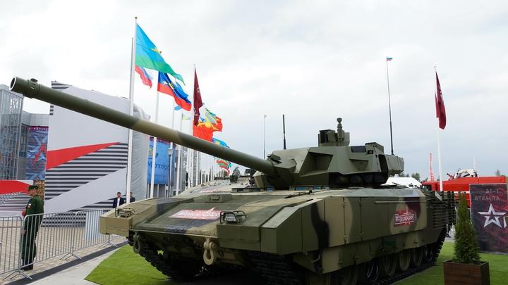 Терминаторы отправились в армию России - видео